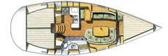 Oceanis Clipper 361