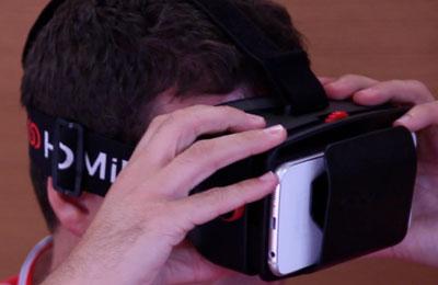 Pardo grand soleil utilizza la realtà virtuale