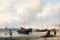 La pesca è stata sempre un'attività importante per i nederlandesi