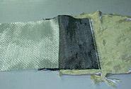 3 tipi di stuoie: fibre di vetro, di carbonio, di Kevlar
