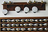 I copricapi della Marina Militare