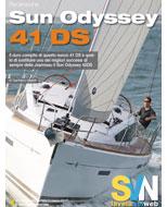 Sun Odyssey 41 DS