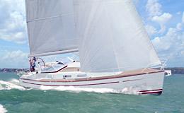Najad 355 la scheda tecnica della barca for Migliori cabin charter nel sud della california