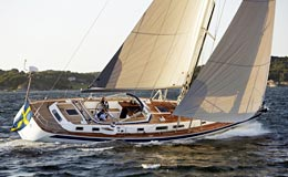 Hallberg Rassy 54
