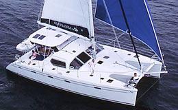 Privilege 435 la scheda tecnica della barca for Migliori cabin charter nel sud della california