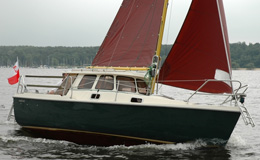 Haber 660 Sloop